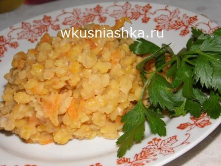 кулинария рецепты гороховая каша